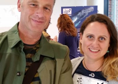 world travel market Chris Packham