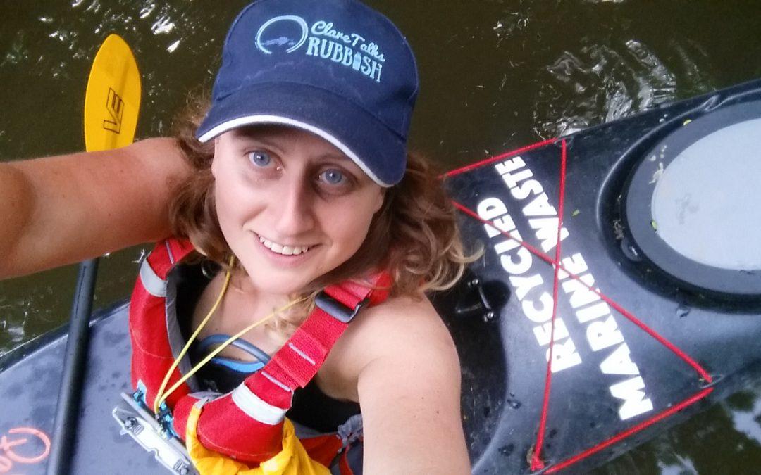 marine recycled kayak