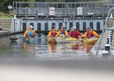 canal kayaks