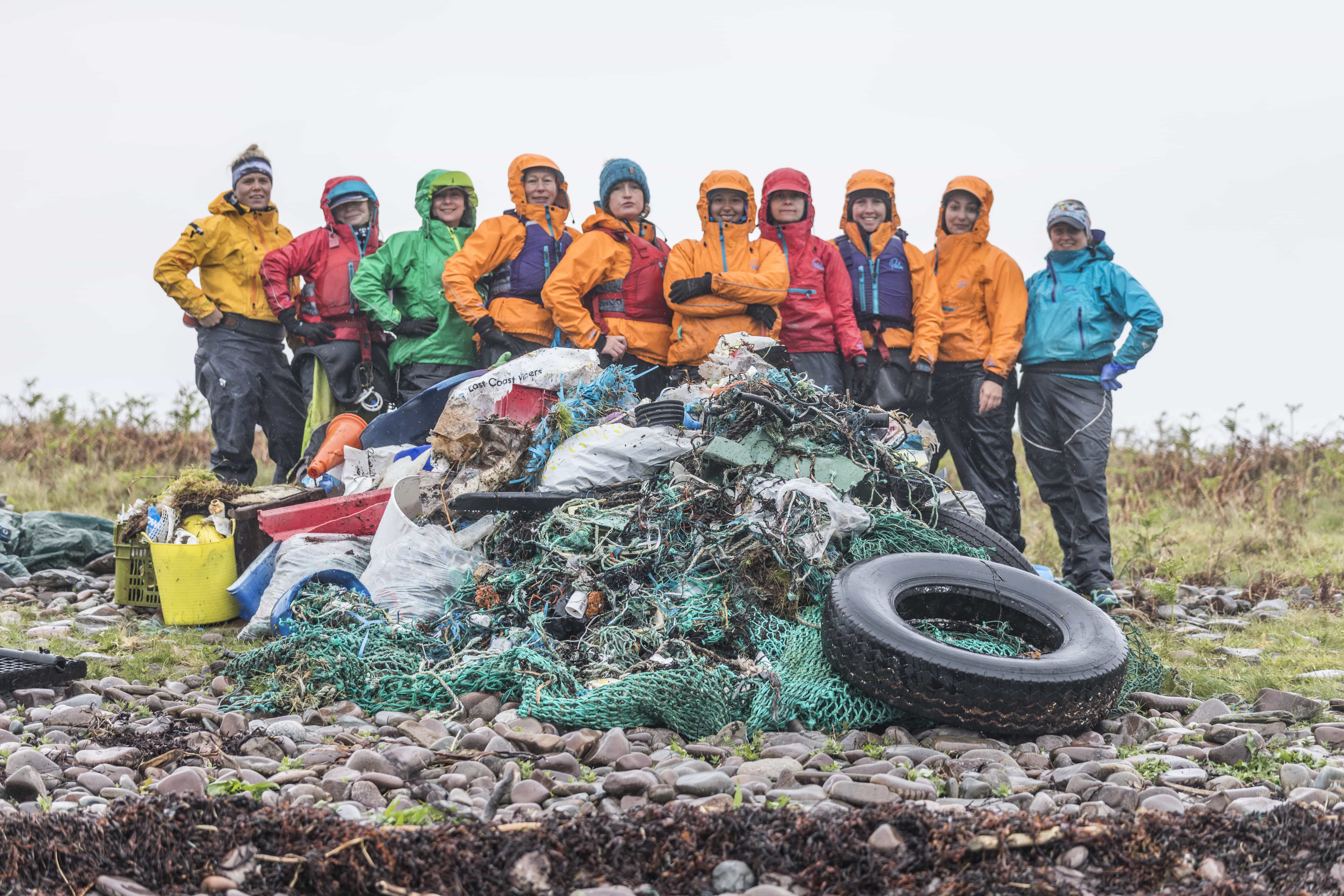 Paddle Cleanup
