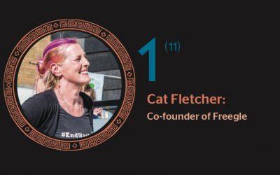 Podcast Episode 4: Cat Fletcher, The Resource Goddess
