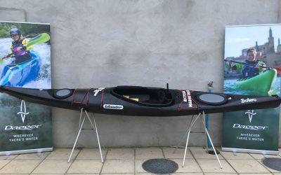 A Circular Kayak