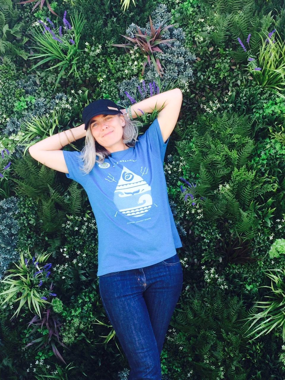 ocean activist