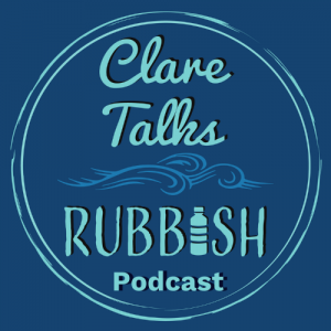 clare talks rubbish