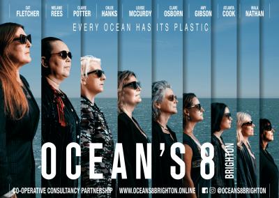 oceans 8 brighton