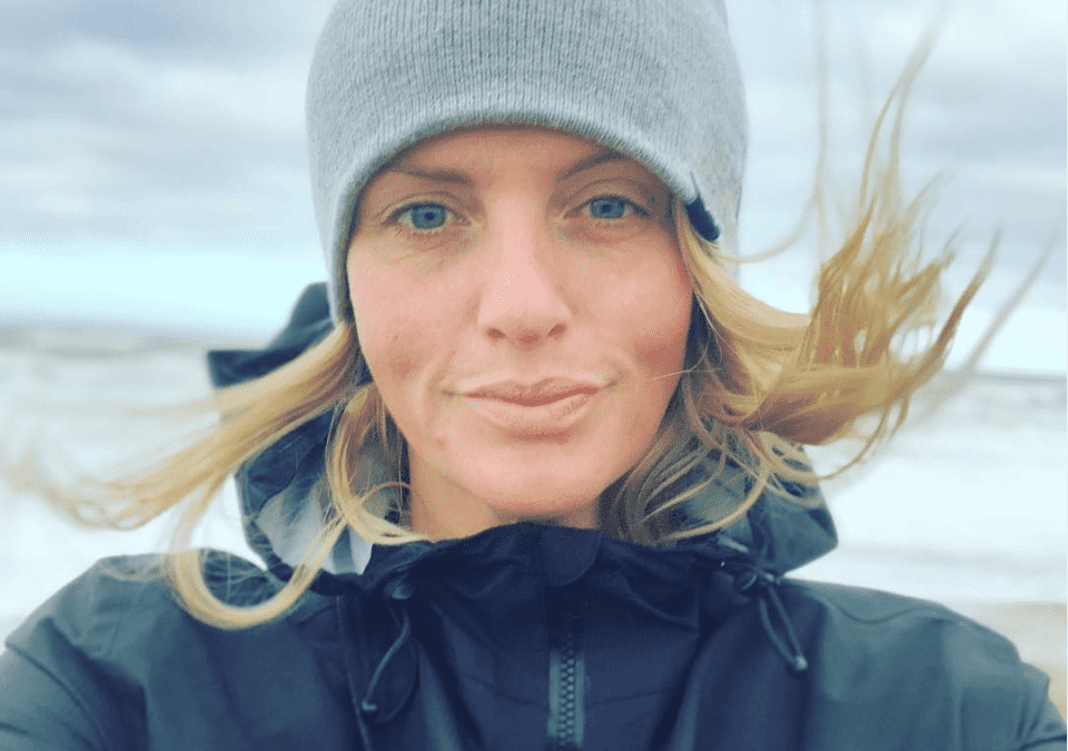 Kittie Kipper aka Caroline Bond – Podcast Episode 5: On how beach cleaning changed her life