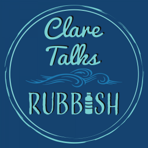 Clare talks rubbish podcast
