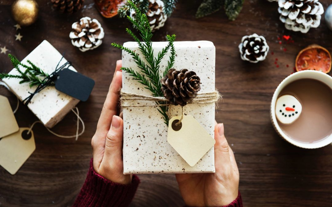 Christmas Gift Tips that Help Reduce Plastic Pollution